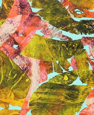 Petals, 꽃잎들 by Sojung Lee contemporary artwork