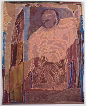 Lady by Sophia Flood contemporary artwork