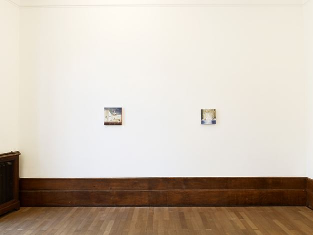 Exhibition view: Rebecca Sharp, Tools for the Wonderland, Mendes Wood DM, Brussels (11 March–17 April 2021). Courtesy Mendes Wood DM.