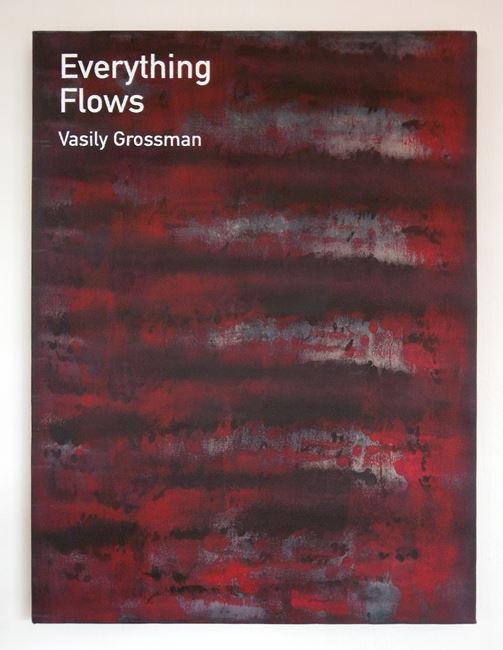 Everything Flows / Vasily Grossman by Heman Chong contemporary artwork