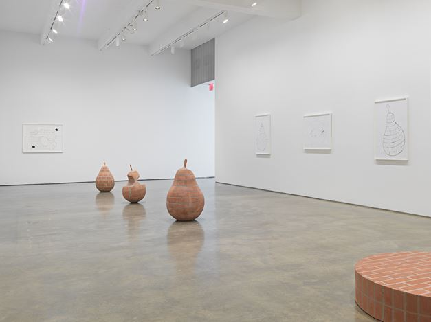 Exhibition view: Judith Hopf, Alifi, Metro Pictures, New York (5 September–5 October 2019). Courtesy Metro Pictures, New York.