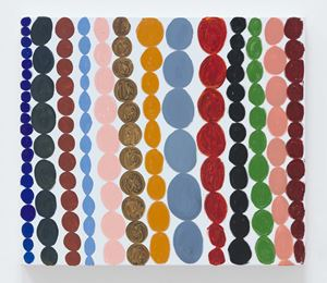 Bright Columns by Tuukka Tammisaari contemporary artwork