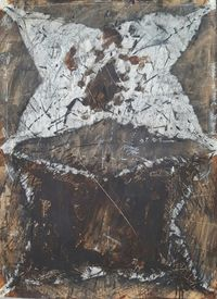 Incantation by Hoon Kwak contemporary artwork painting
