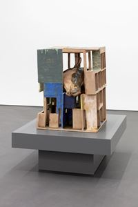 false ruins and lost innocence 3 by Isa Melsheimer contemporary artwork sculpture