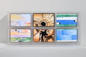 100 Years in 1 Minute (Richard Diebenkorn) by Hu Jieming contemporary artwork moving image