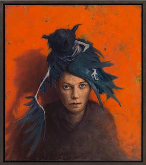 trau Viech by Jonas Burgert contemporary artwork