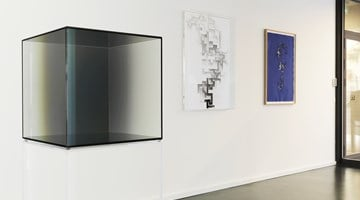 Contemporary art exhibition, Group Exhibition, Reverse Order at Anne Mosseri-Marlio Galerie, Basel