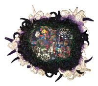 TITNW5 by Ashley Bickerton contemporary artwork mixed media