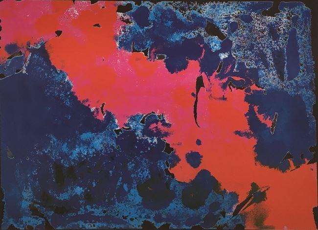 Untitled 5-22 by Chiyu Uemae contemporary artwork