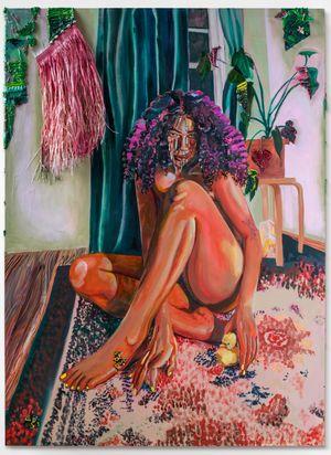 A Incandescência by Gisela McDaniel contemporary artwork