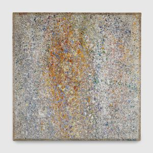 Aaron's Duchamp by Sam Gilliam contemporary artwork