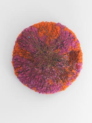Joie Capturée by Sheila Hicks contemporary artwork