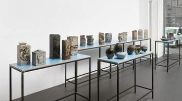 Contemporary art exhibition, Heidi Kippenberg, Classicism and Experiment at Brutto Gusto, Berlin, Germany
