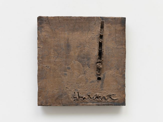 Signature Study by Theaster Gates contemporary artwork