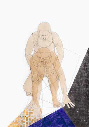 Panthea 05 by Pamela Phatsimo Sunstrum contemporary artwork