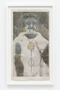 Pages from The Book of Hours (The Spirit) by Christian Holstad contemporary artwork mixed media