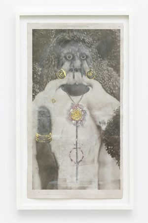 Pages from The Book of Hours (The Spirit) by Christian Holstad contemporary artwork