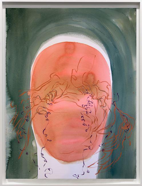 Self Portrait II (Bocaina) by Janaina Tschäpe contemporary artwork
