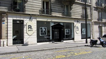 A. Galerie contemporary art gallery in Paris, France
