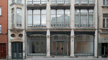 Galerie Greta Meert contemporary art gallery in Brussels, Belgium