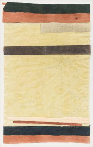Bordet och sängen (the table and the bed) by Jockum Nordström contemporary artwork