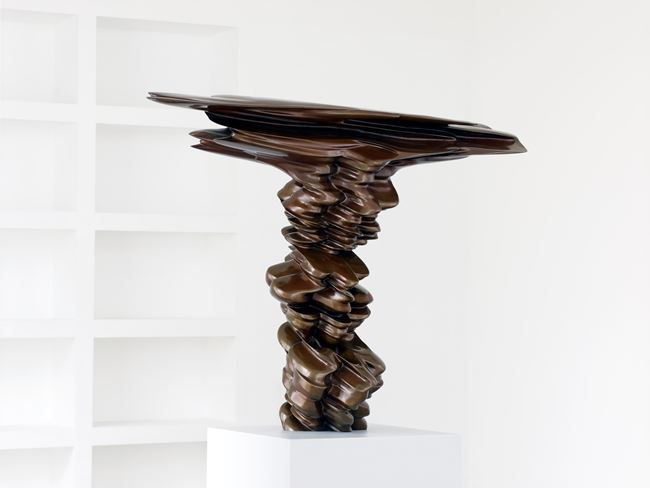 Over the Earth by Tony Cragg contemporary artwork