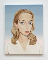 Jessie Sawyer, 2013 (NDE) by Peter Stichbury contemporary artwork painting, works on paper