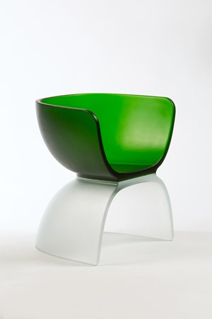 Chair by Marc Newson contemporary artwork