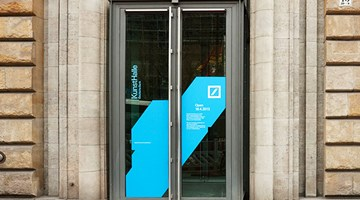 Deutsche Bank Kunsthalle contemporary art institution in Berlin, Germany
