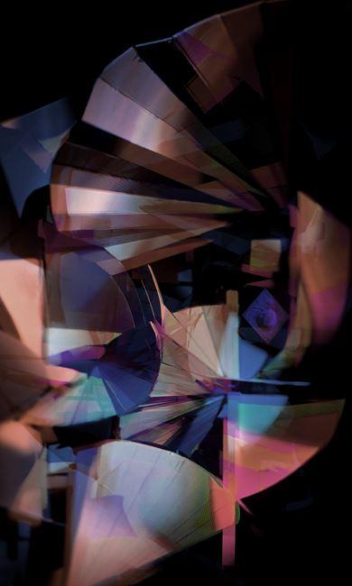 Messenger by Yamini Nayar contemporary artwork