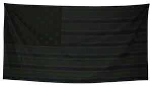 USA Flag by James Clar contemporary artwork