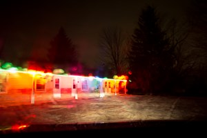 Untitled, #10789-2109 from Silver Meadows by Todd Hido contemporary artwork