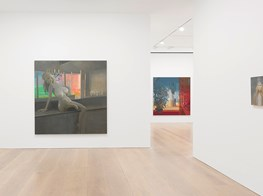 "Lisa Yuskavage<br><em>Solo Exhibition</em><br><span class=""oc-gallery"">David Zwirner</span>"