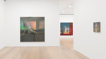 Contemporary art exhibition, Lisa Yuskavage, Solo Exhibition at David Zwirner, London