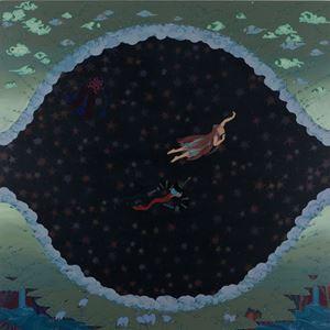 Every Flower is Dream 《花如夢》 by Dagvasambuugiin Uuriintuya contemporary artwork