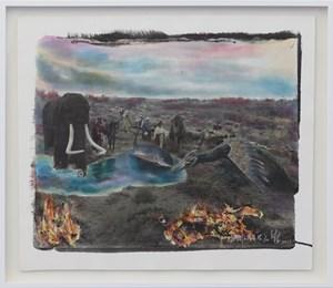 Silk Road #4 by Chen Nong contemporary artwork