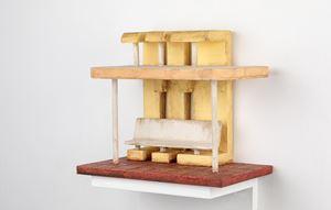 Bus Queue Shelter (Sample 6) by Sahil Naik contemporary artwork
