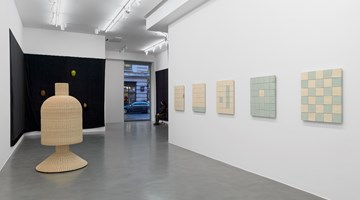 Contemporary art exhibition, Mai-Thu Perret, Zone at Simon Lee Gallery, London