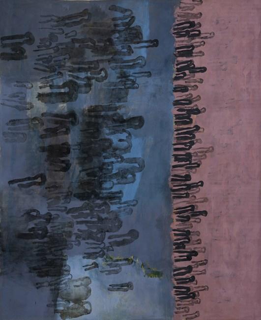 Unfolding 1 打开折叠 1 by Li Shan contemporary artwork