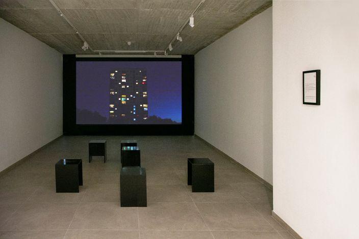 Exhibition view:Laura Besançon, Playful Futures, Valletta Contemporary, Malta (30 April–6 June 2021). Courtesy Valletta Contemporary.