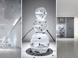 How do you define contemporary art? 'Philippe Parreno' in Taipei at Winsing Art Place.