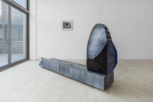Stripes, long by Sueyon Hwang contemporary artwork sculpture, print