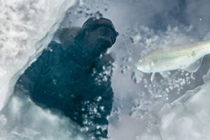 On Thin Ice #0011 by Ciril Jazbec contemporary artwork