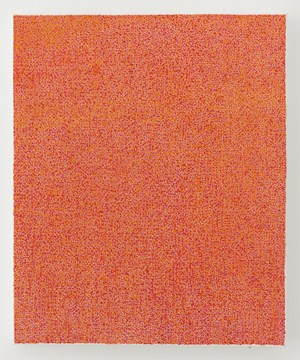 Orange Red by Howard Smith contemporary artwork