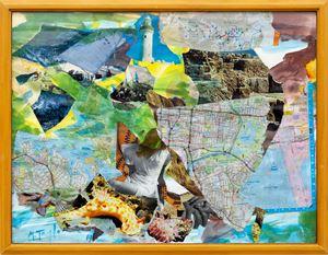 Secret Places by Michael Taylor contemporary artwork