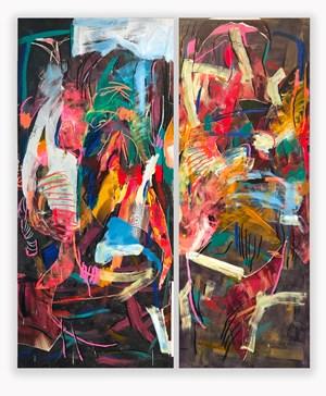 The Heat by Michael John Kelly contemporary artwork