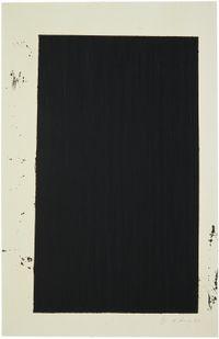 Robeson by Richard Serra contemporary artwork print
