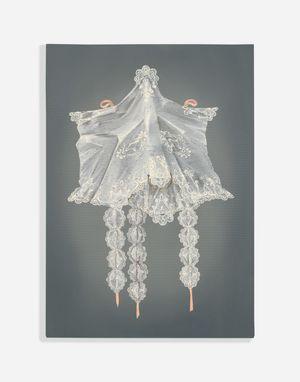 Pliss 2021/V by Mona Ardeleanu contemporary artwork