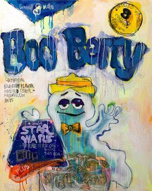 Big Cereal no.4 by Kinjo Toshiki contemporary artwork