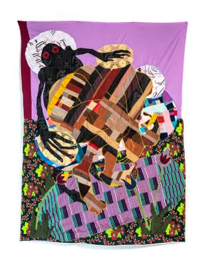 Lullaby by Basil Kincaid contemporary artwork